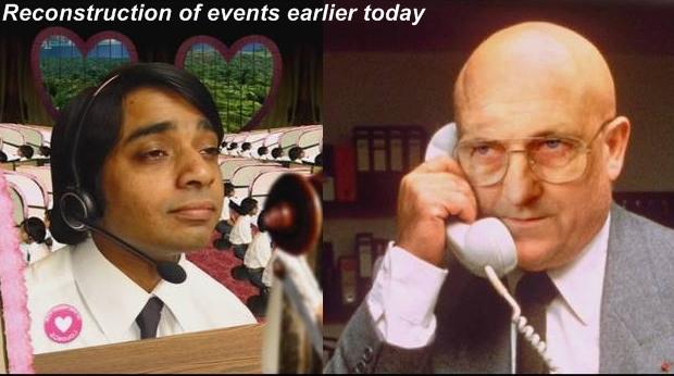 Phone-y calls