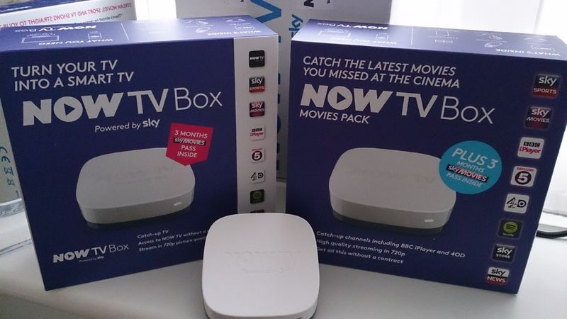 Now TV now cheaper